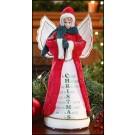 Christmas Scripture Treasure Angel