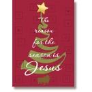 Reason for the Season Advent Calendar with Envelope