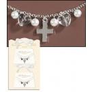 First Communion Necklace Display
