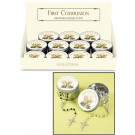 First Communion Rosary in Tin Display