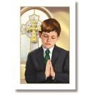 First Communion Pin - Boy
