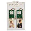 First Communion Bookmark Display