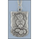 Love Begins At Home Pendant