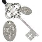 Wedding Keepsake Key