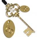 50th Anniversary Keepsake Key