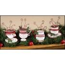 Cozy Mug Ornaments
