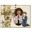 Praying Boy Frame