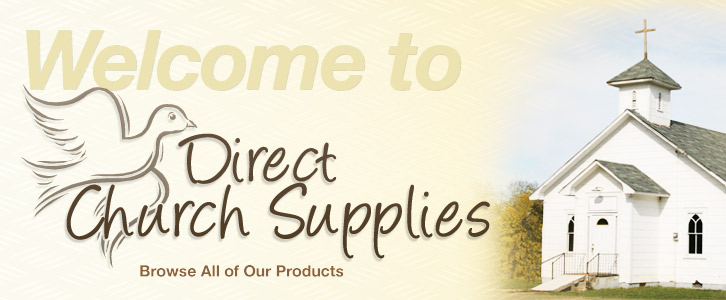 Welcome to Direct Church Supplies